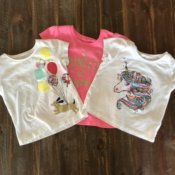 Other - *3/$10* Cute Shirt Bundle